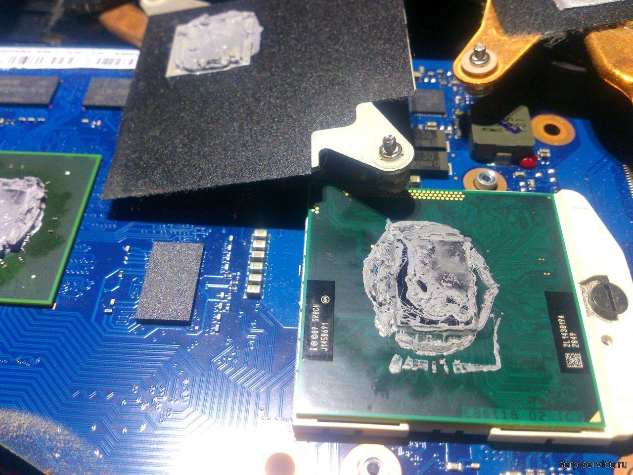 Ремонт жесткого диска ноутбука после падения своими руками 95