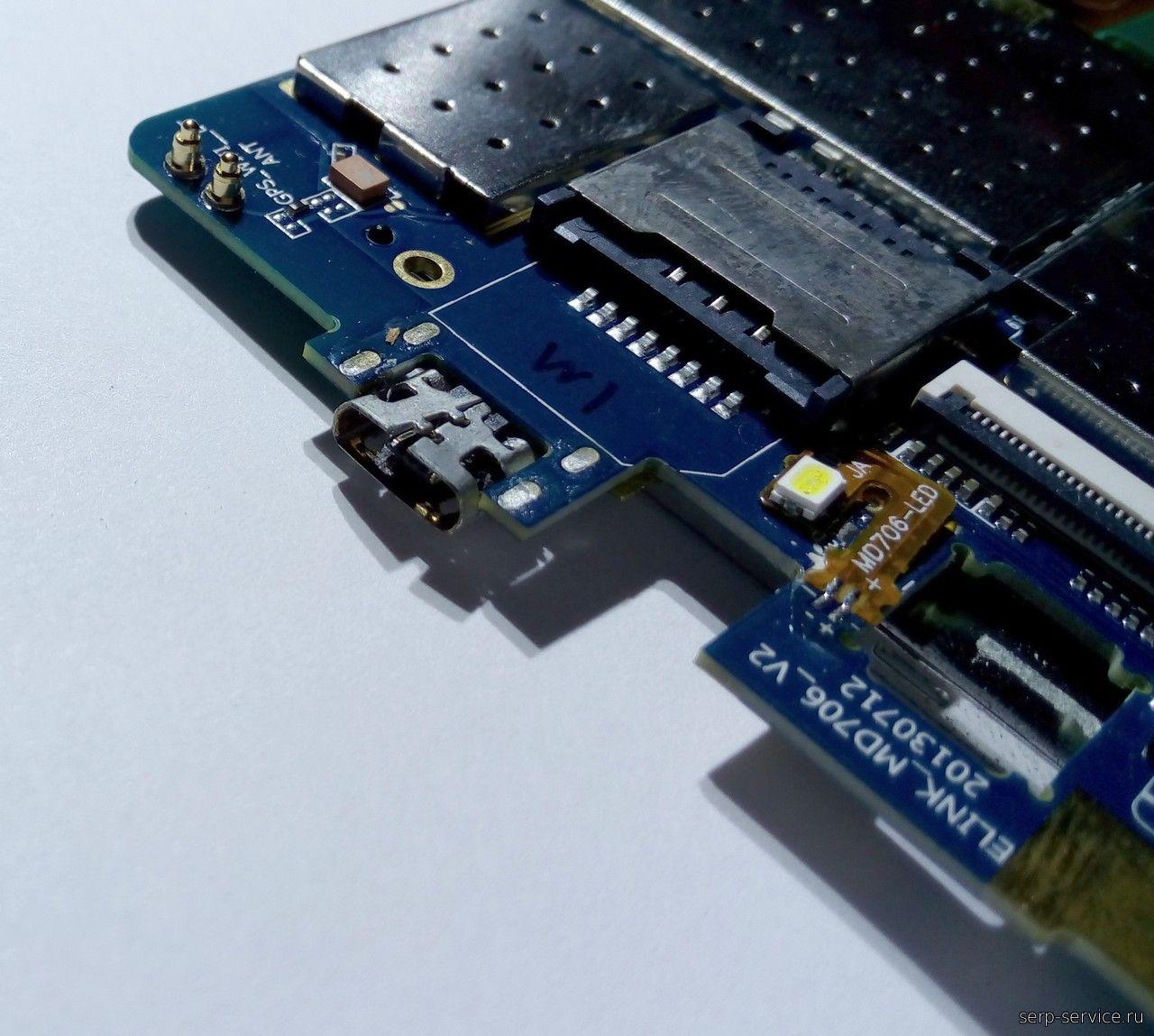 Что делать, если не работает сенсор на планшете - m 41
